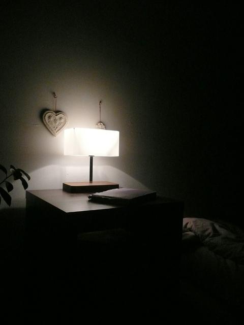 Lampe nuit - Lampe de table de nuit ...