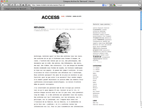 access_archivages