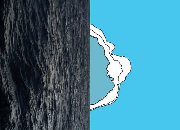 """Julie Morel - """"expérience du récif"""" - édition Expérience du récit"""