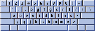 clavier-dvorak
